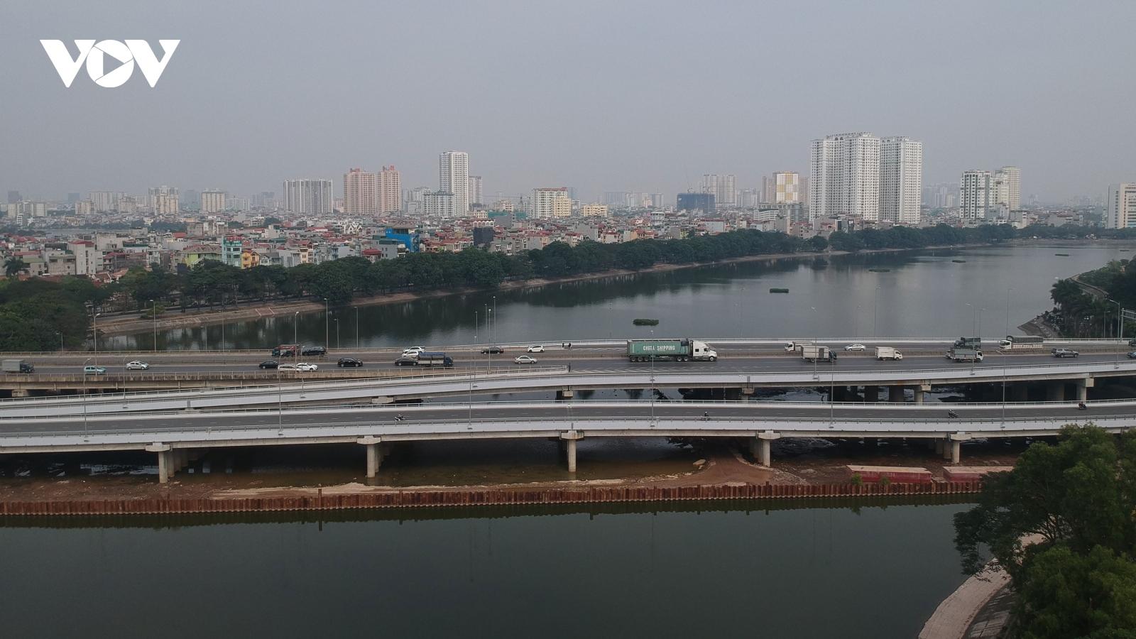 Dấu ấn những công trình tạo diện mạo mới cho Thủ đô Hà Nội năm 2020