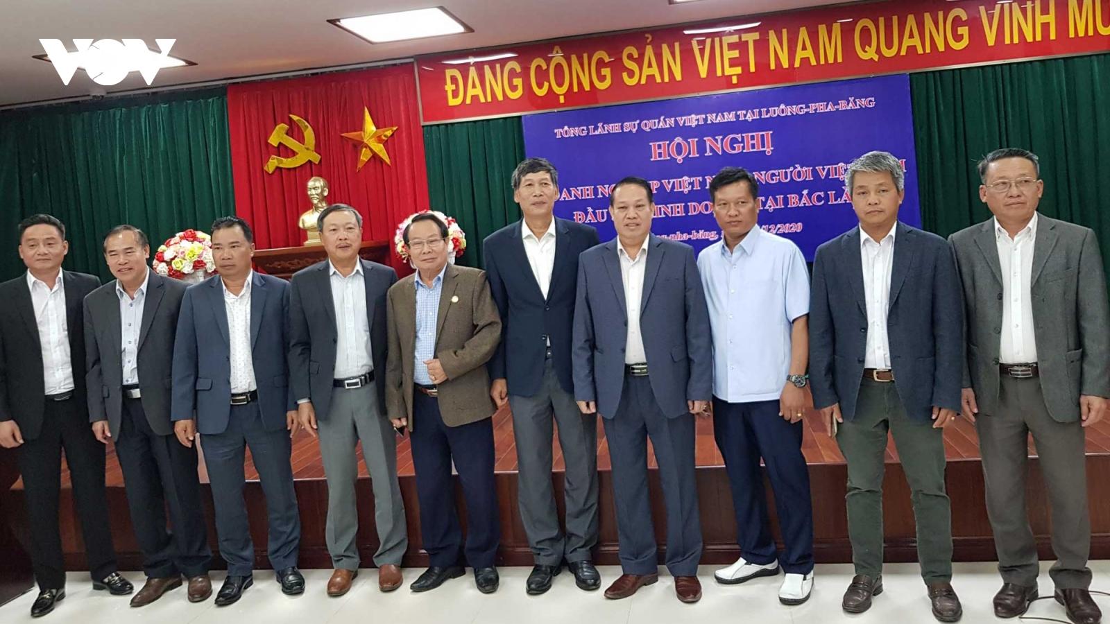 Tháo gỡ khó khăn cho doanh nghiệp Việt đầu tư tại Bắc Lào