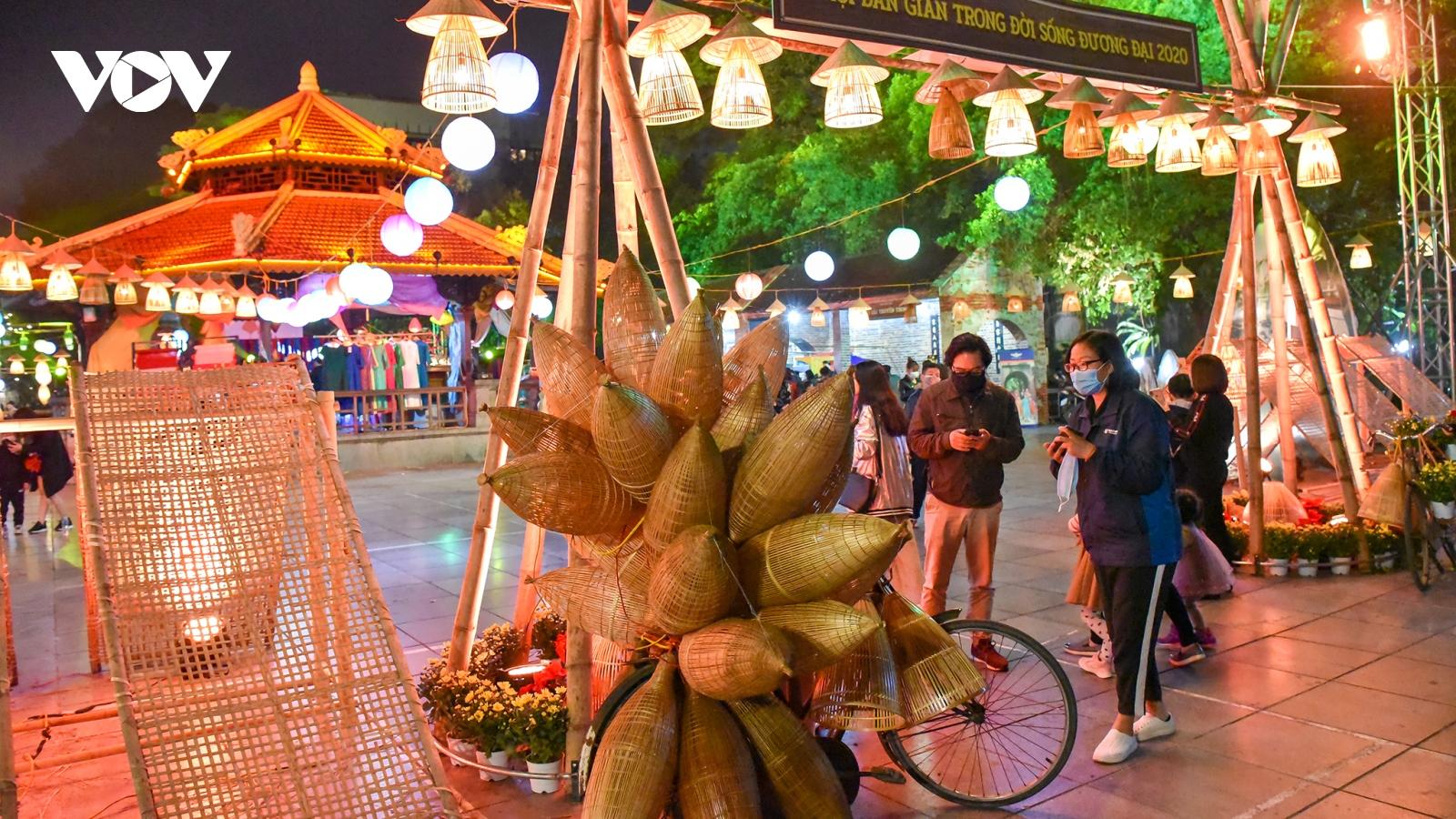 Khám phá văn hóa dân gian trong đời sống đương đại tại Hà Nội