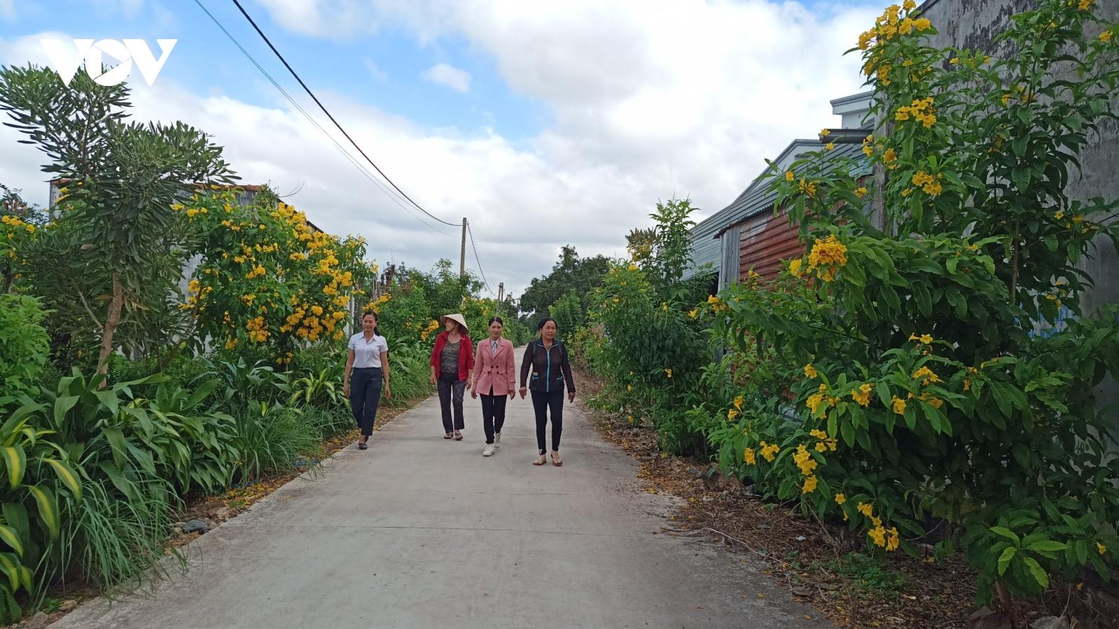 Nông thôn mới mang lại diện mạo mới cho buôn làng Tây Nguyên