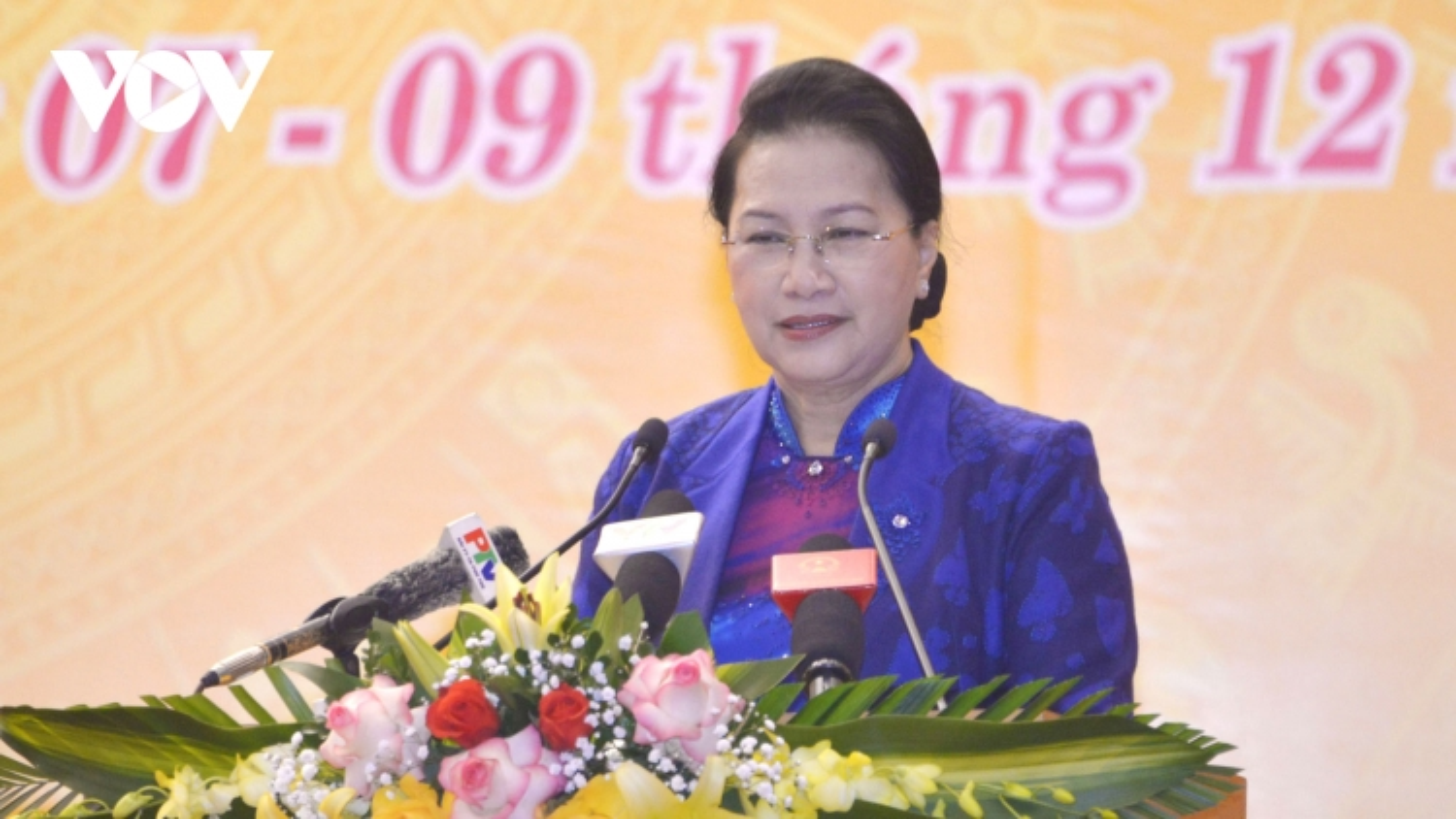 Chủ tịch Quốc hội dự Kỳ họp thứ 11 HĐND tỉnh Phú Thọ