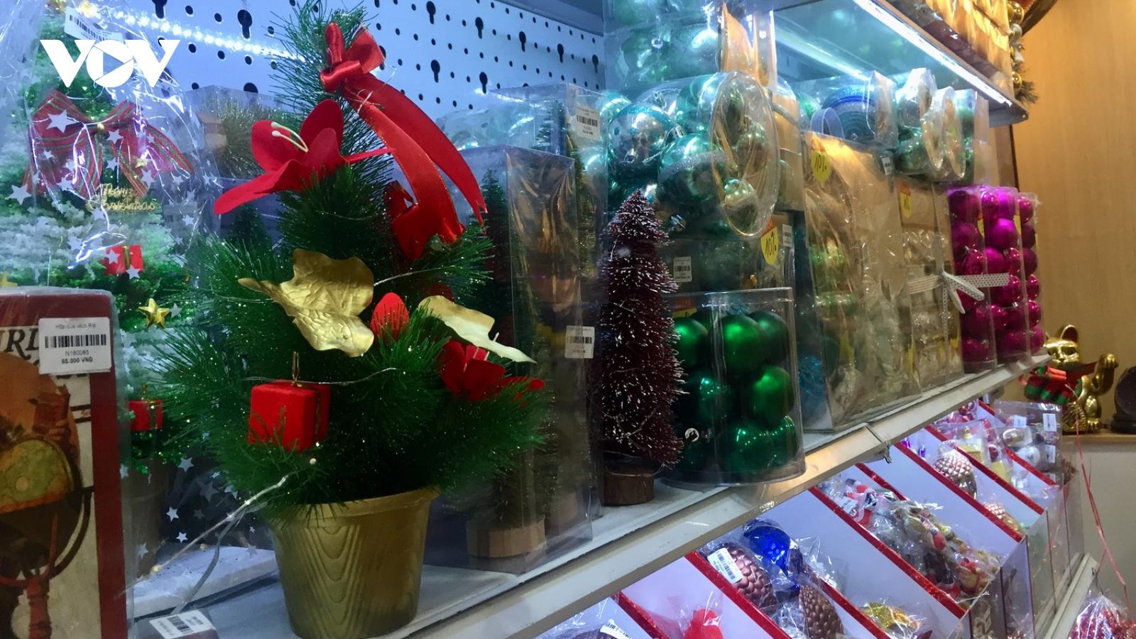 Thị trường Giáng sinh trầm lắng