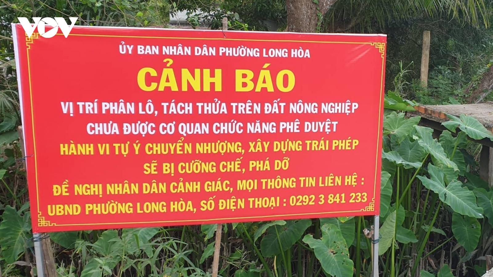 Cựu Phó Chủ tịch quận Bình Thủy, Cần Thơ bị khởi tố