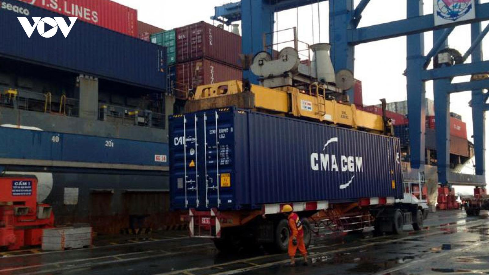 Mỹ tiếp tục là thị trường xuất khẩu lớn nhất của Việt Nam