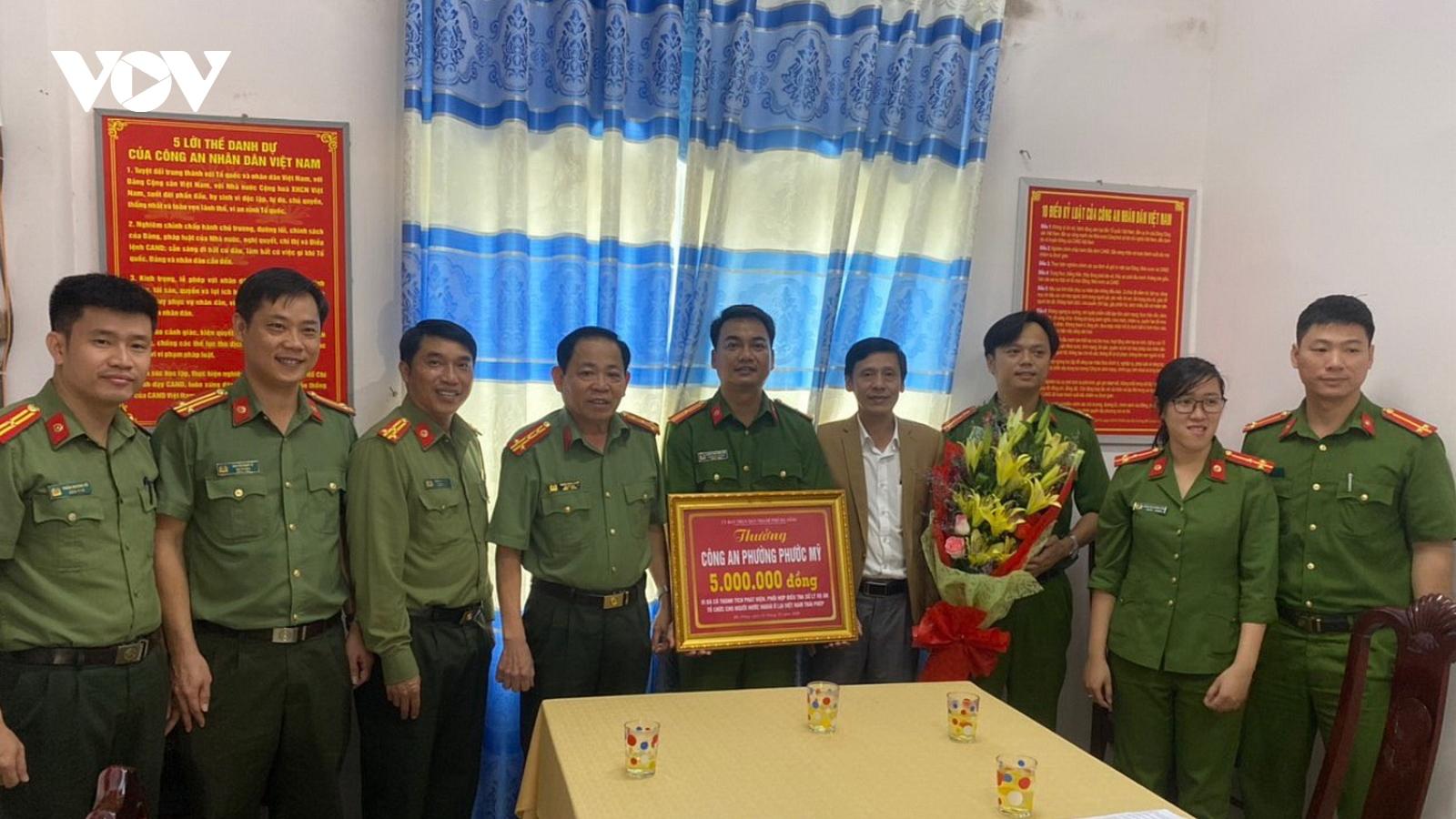 Phát hiện khách Trung Quốc lưu trú trái phép tại 1 khách sạn ở Đà Nẵng