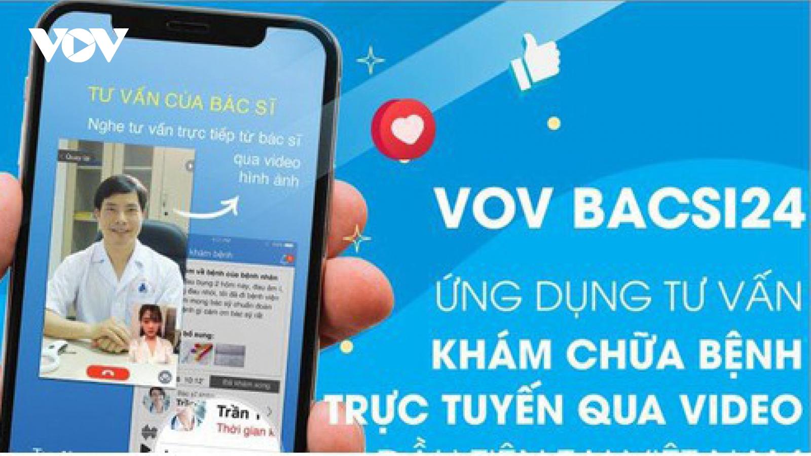 VOV Bacsi24 đồng hành cùng cả nước trong trạng thái bình thường mới