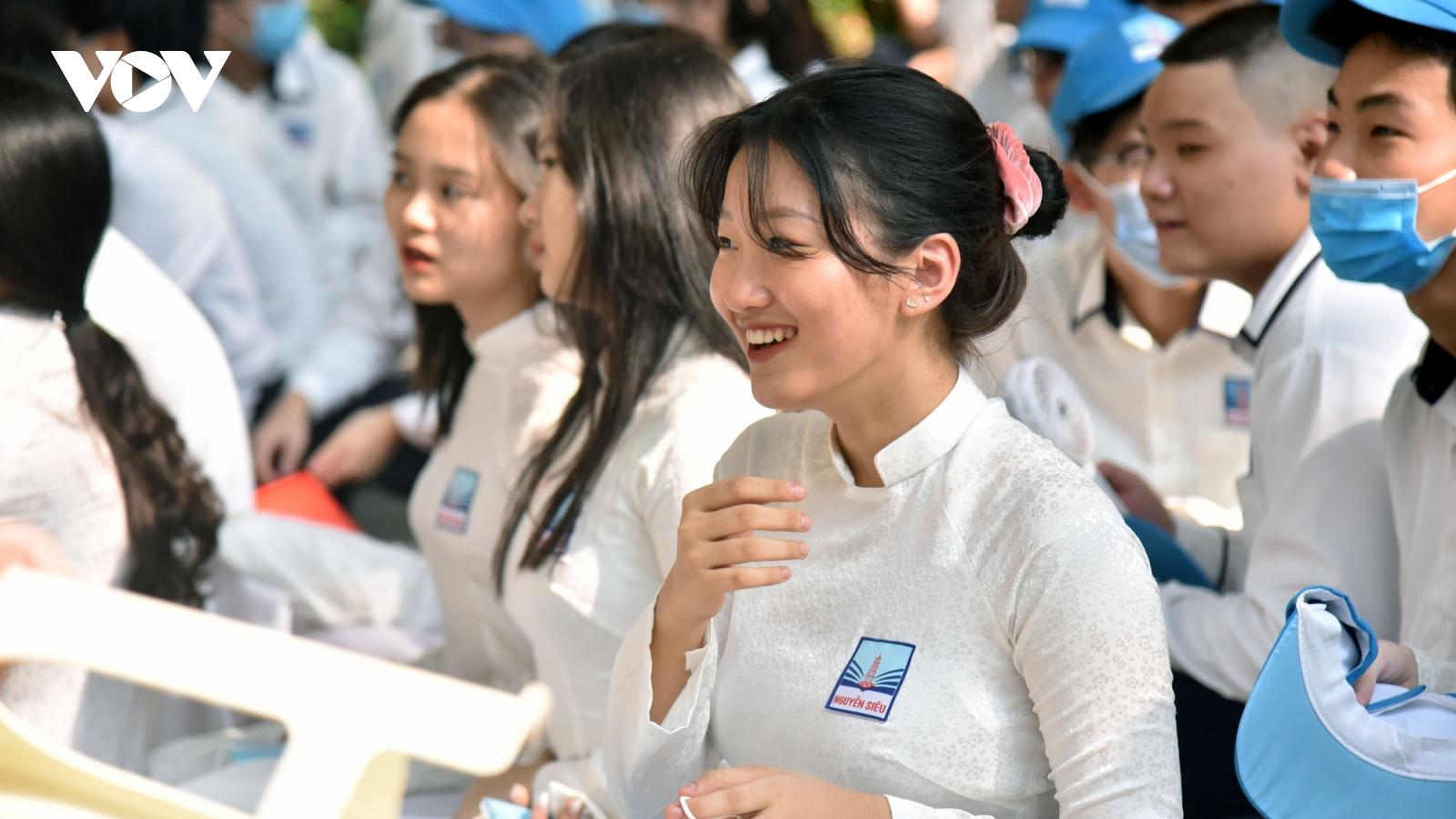 Tất cả các trường có học sinh thi học sinh giỏi Quốc gia đều có giải