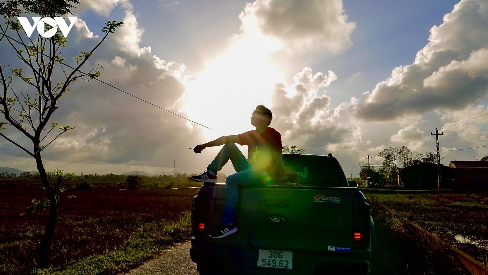 Khám phá miền Trung với những trải nghiệm đắt giá trên hành trình caravan
