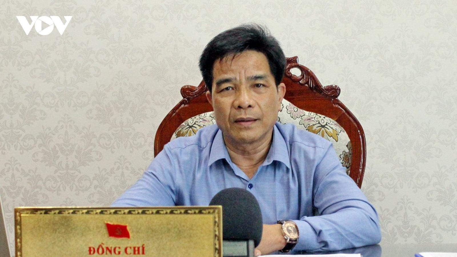 Phó Bí thư Tỉnh ủy Quảng Nam: Mong Đại hội XIII có những quyết sách để phát triển miền núi