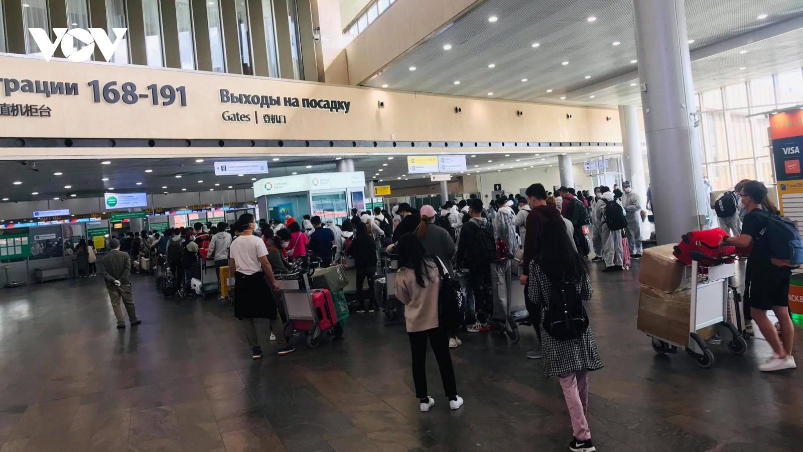 Nga sẽ nối lại các chuyến bay quốc tế với Việt Nam