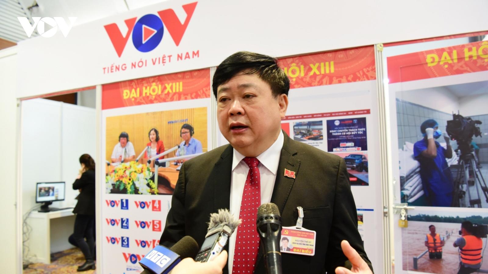 """PGS.TS Nguyễn Thế Kỷ: """"Việt Nam luôn có khát vọng phát triển đất nước"""""""