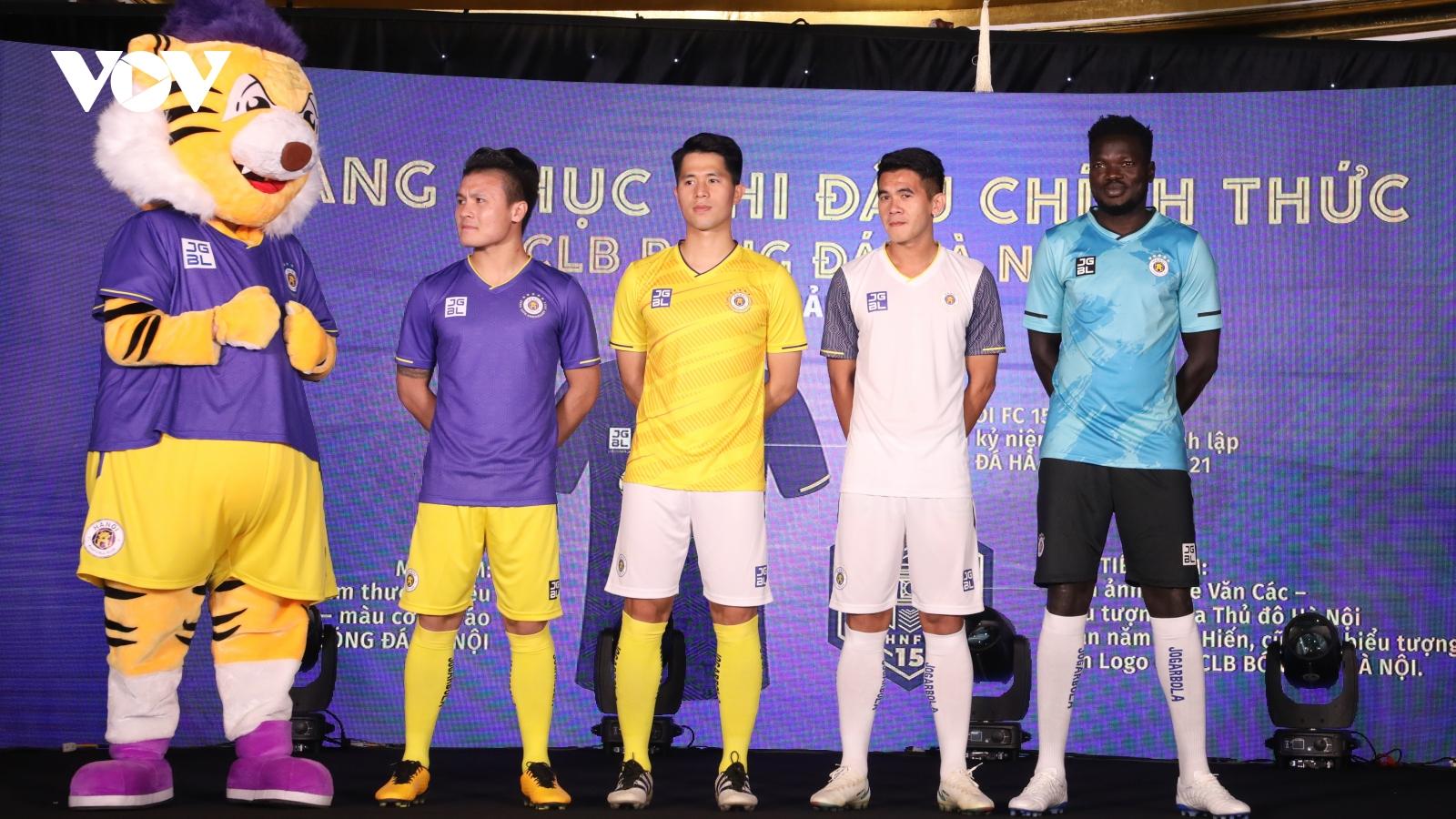 Hà Nội FC quyết lập hat-trick danh hiệu quốc nội, chinh phục giấc mơ AFC Cup