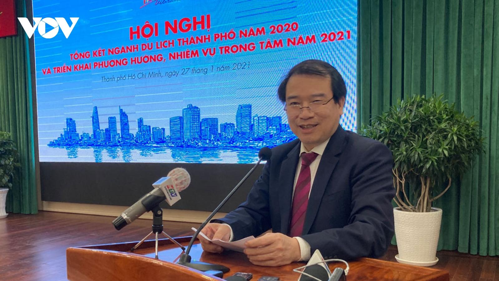 Doanh thu ngành du lịch TPHCM giảm hơn 55.000 tỷ đồng