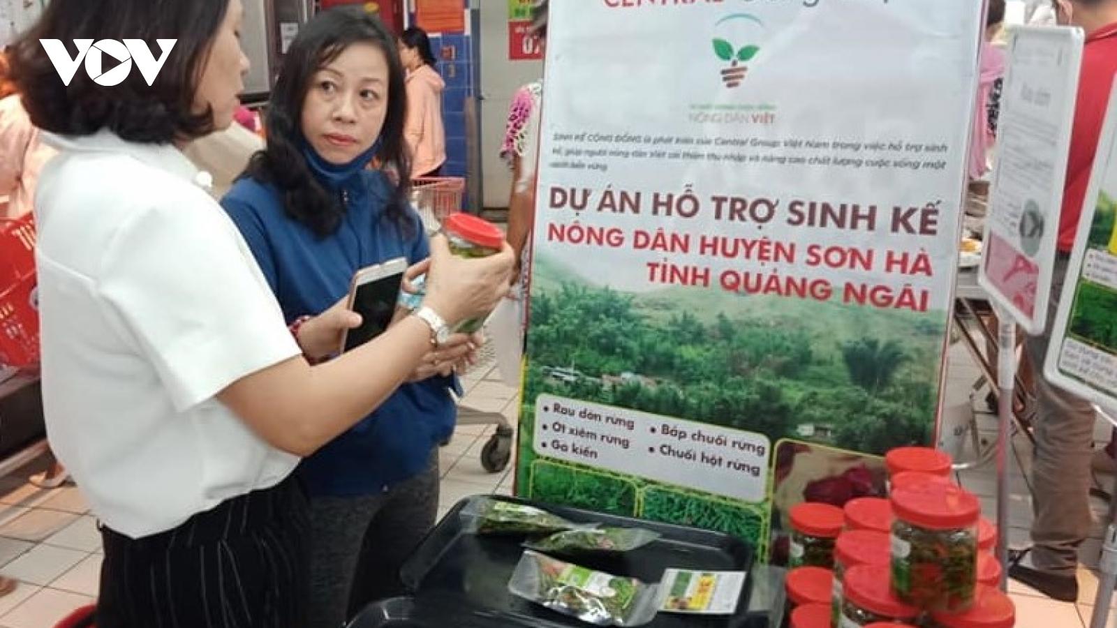 Thoát nghèo từ những mô hình sản xuất, chăn nuôi hiệu quả ở Quảng Ngãi