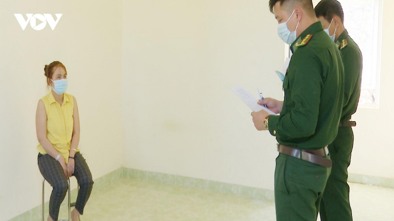 Bắt giữ đối tượng nhập cảnh trái phép từ Campuchia