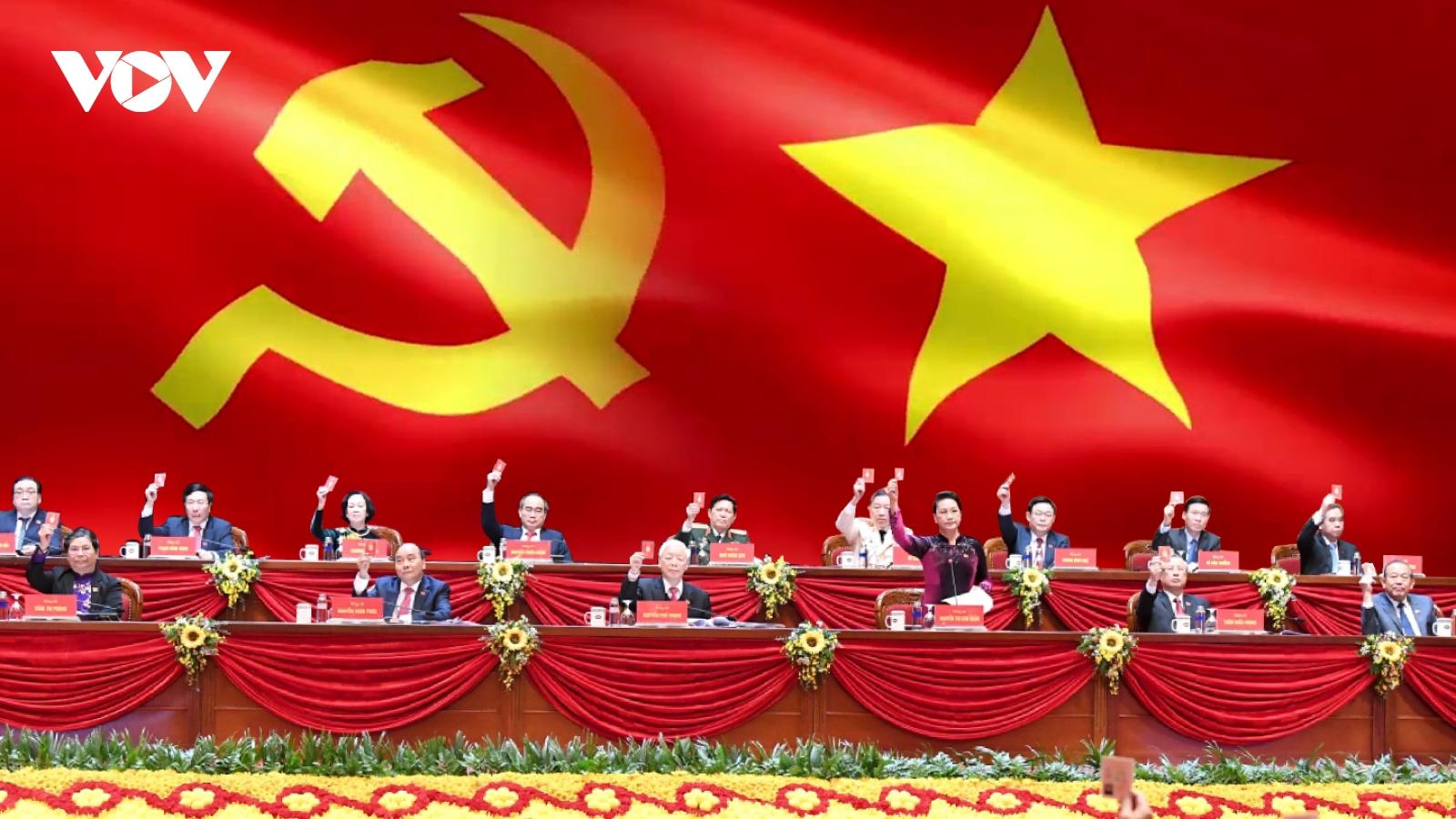 Đại hội XIII của Đảng: Hướng đến một Việt Nam thịnh vượng, bền vững