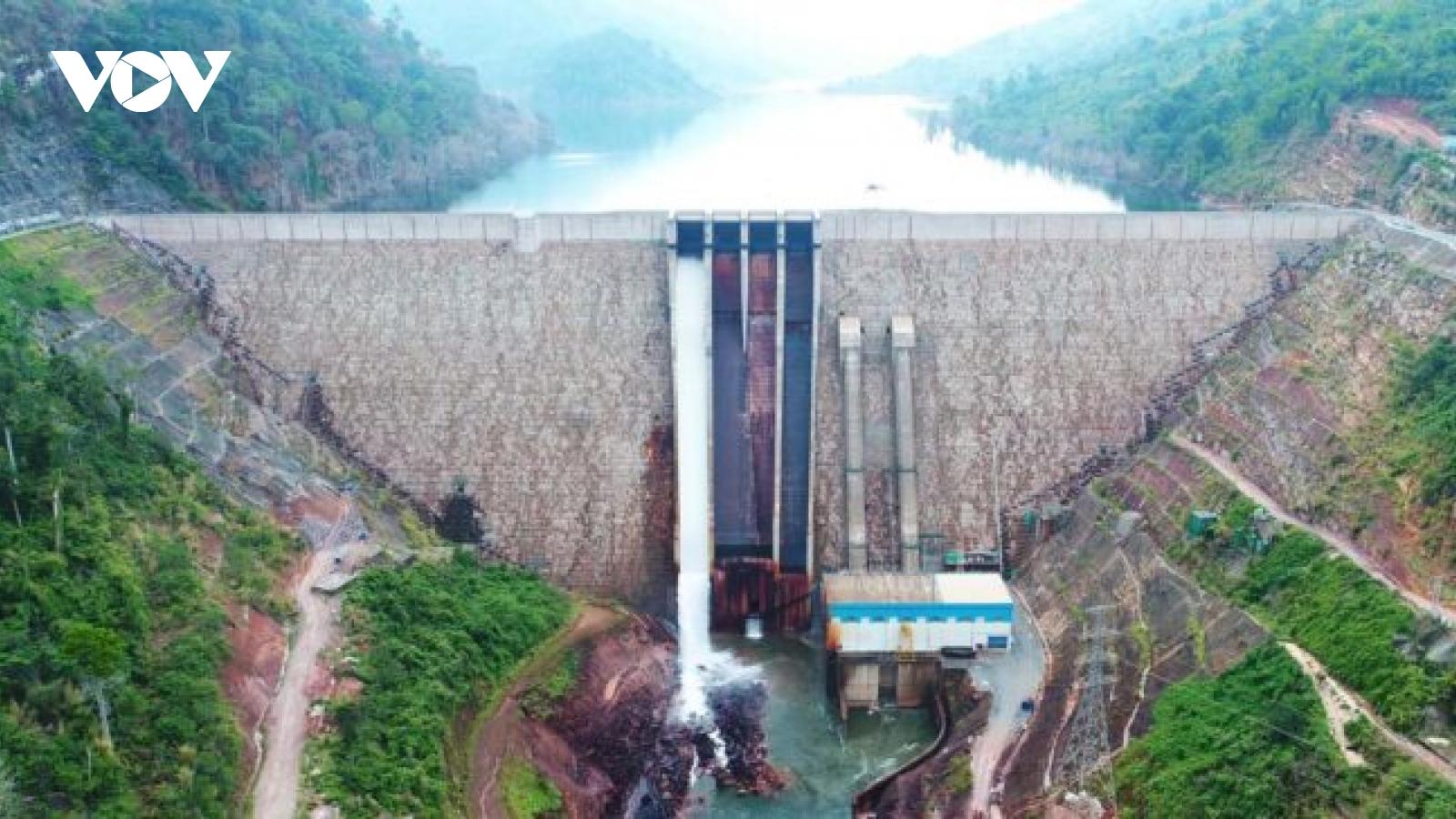 Lào tăng cường bảo đảm an toàn các đập thủy điện