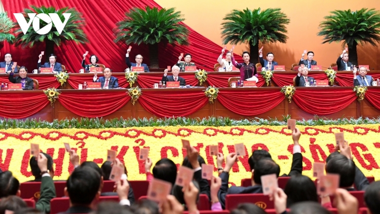 Communist Party of Vietnam opens 13th National Congress