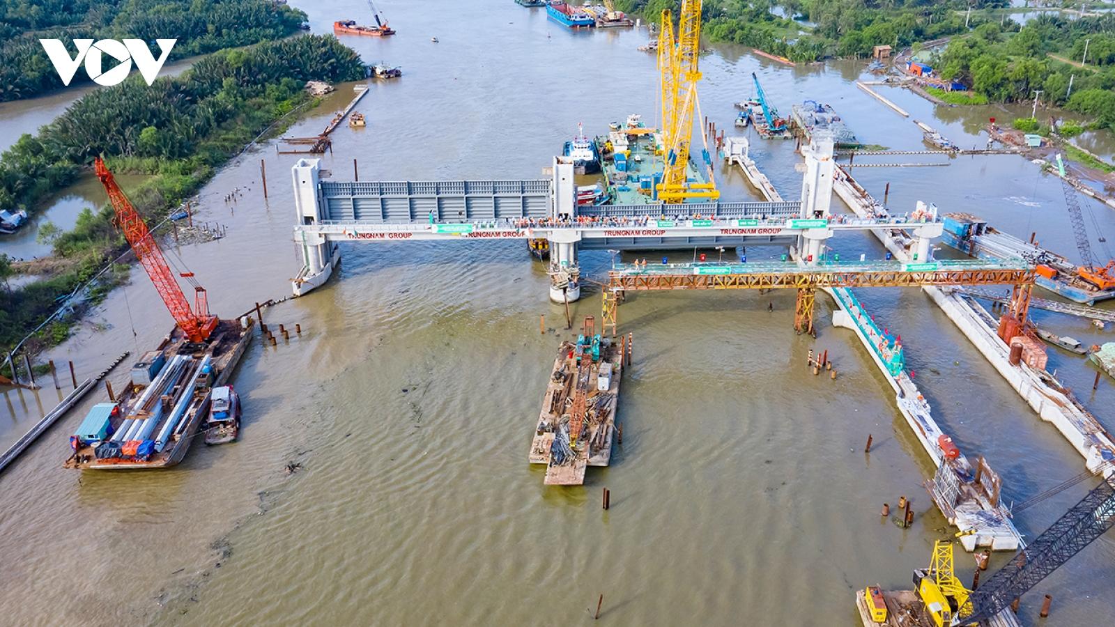 Chủ đầu tư dự án ngăn triều gần 10 ngàn tỷ đề nghị TP.HCM tháo gỡ khó khăn