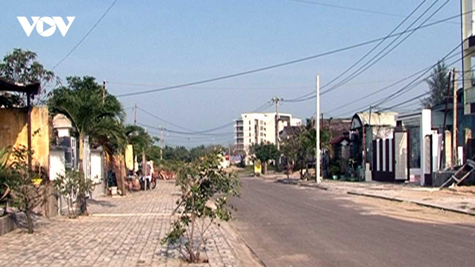 Đà Nẵng ứng tiền cho dân vay trả nợ tiền đất tái định cư