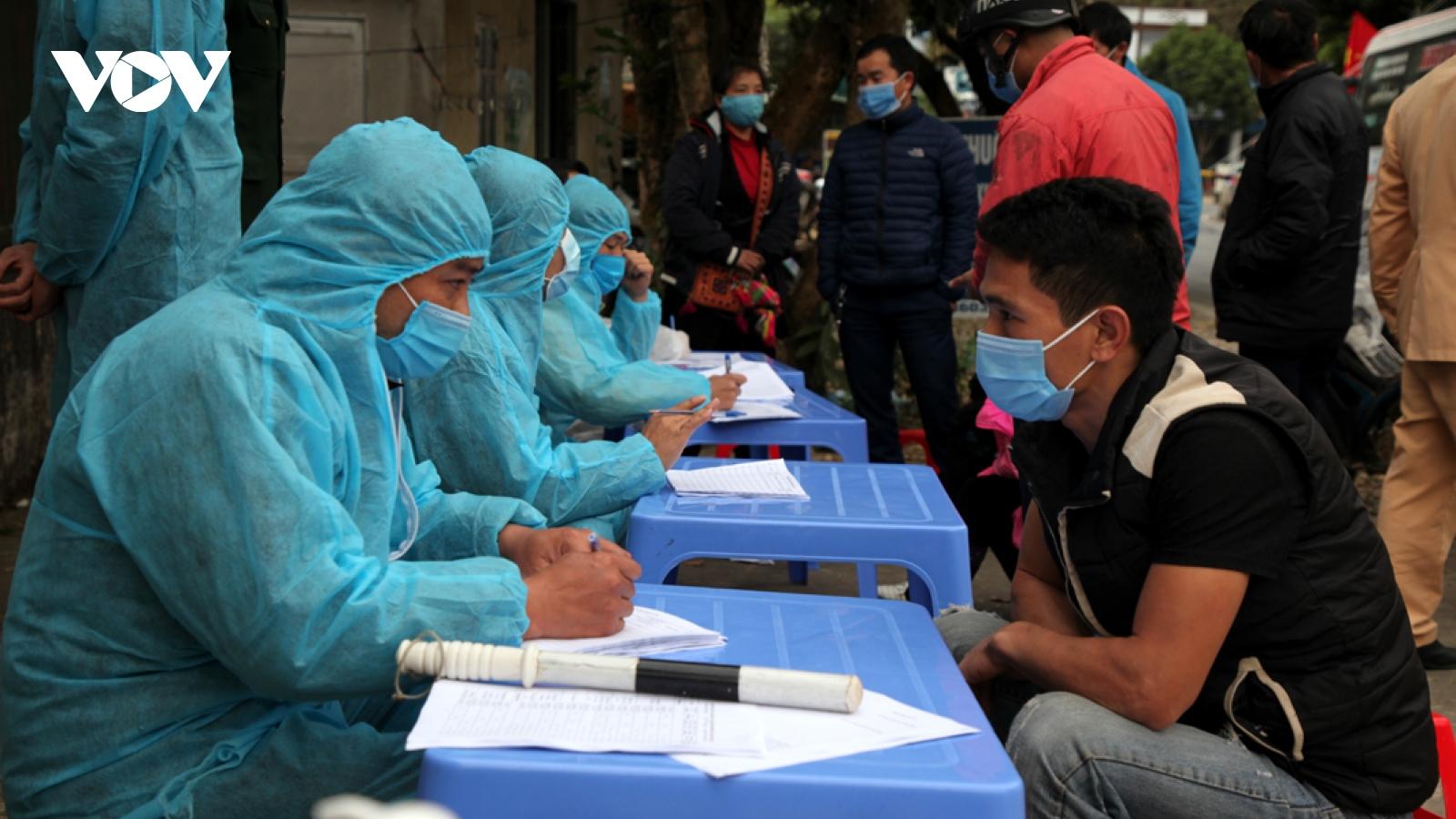 Việt Nam có 36 ca mắc COVID-19 mới, trong đó Hà Nội thêm 4 ca