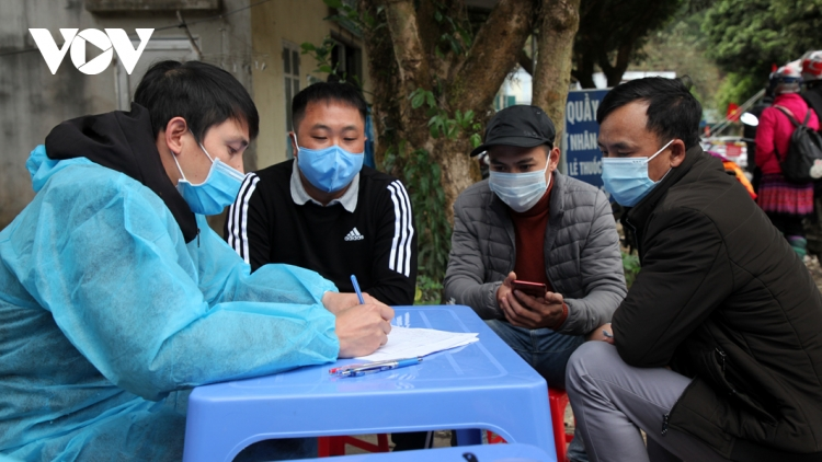 """Lai Châu kích hoạt hệ thống phòng dịch với tinh thần """"chống dịch như chống giặc"""""""