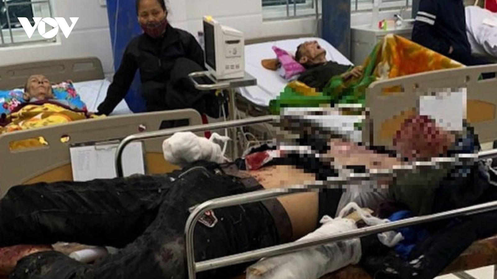 Một học sinh tử vong nghi do pháo tự chế phát nổ