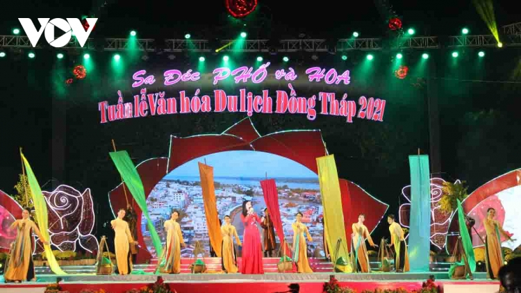 Mekong Delta province launches tourism culture week 2021