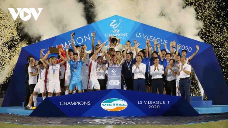 Viettel FC to face Thai rivals in 2021 AFC Champions League