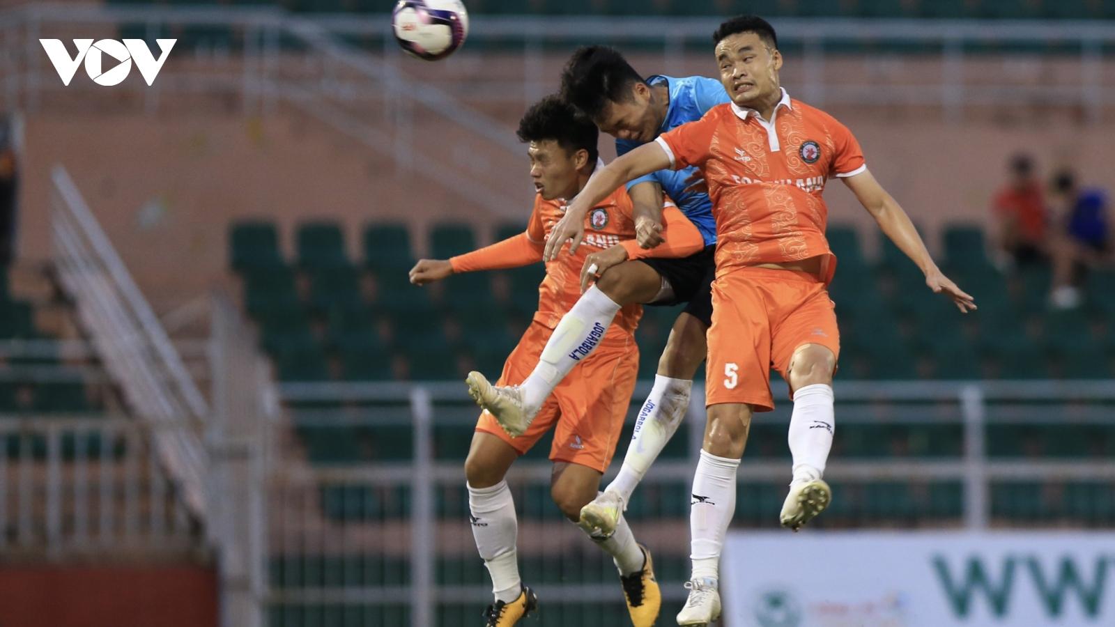 Bình Định phải mượn sân đá các vòng đầu tiên của V-League 2021