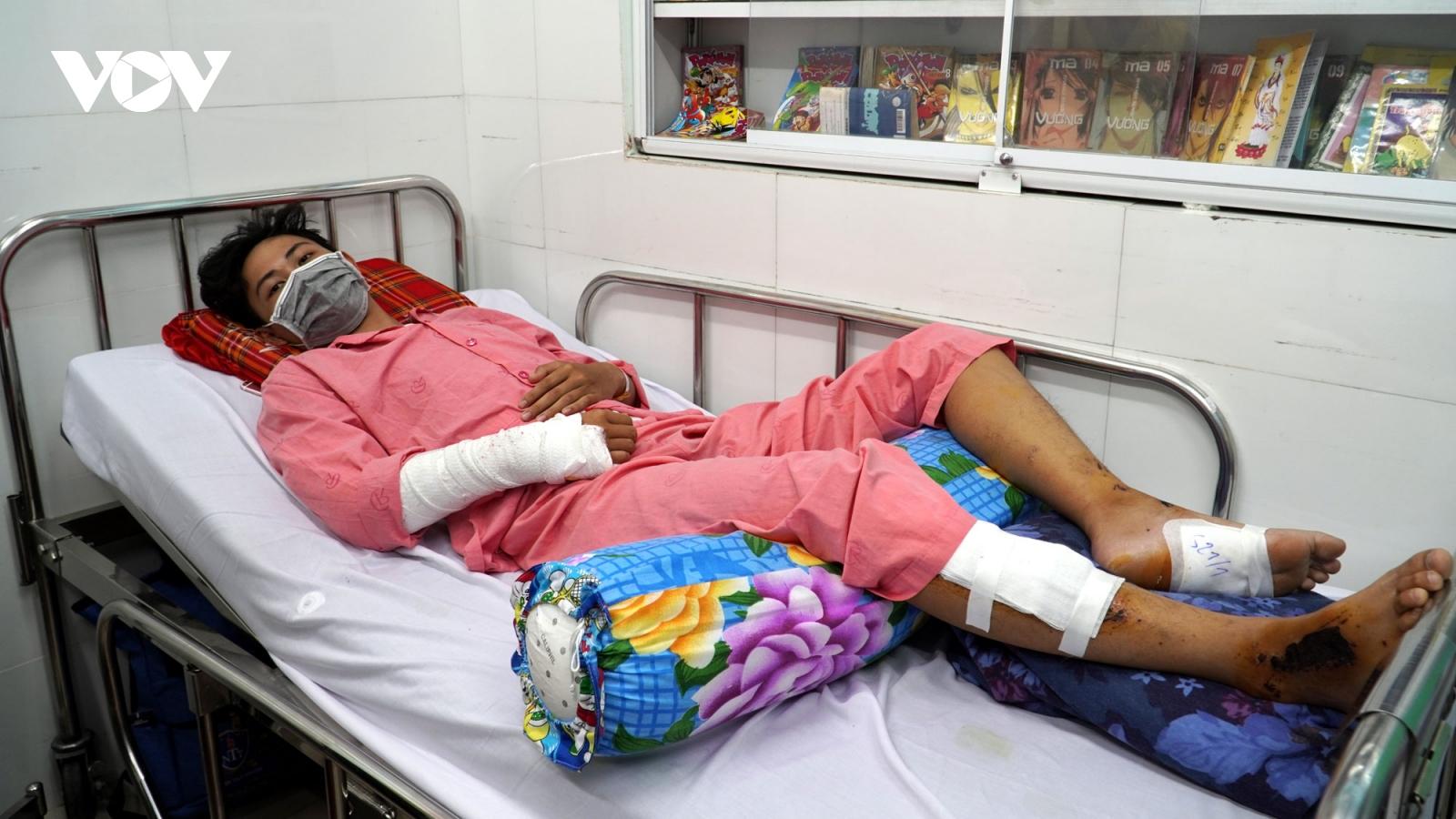 Bệnh viện Chợ Rẫycứu sống bệnh nhân 14 tuổi bị đa chấn thương