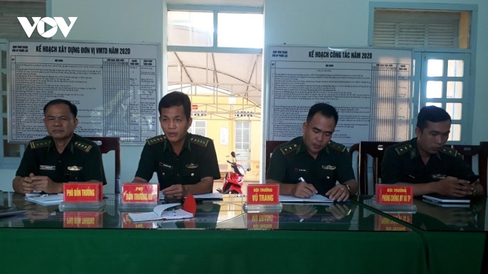 Chìm tàu câu mực, 3 ngư dân Bình Thuận được cứu sống