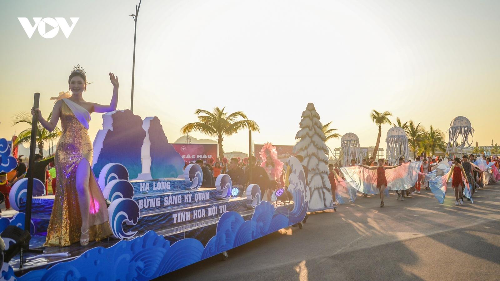 Du lịch mùa đông Quảng Ninh: Bước chuyển mình ấn tượng