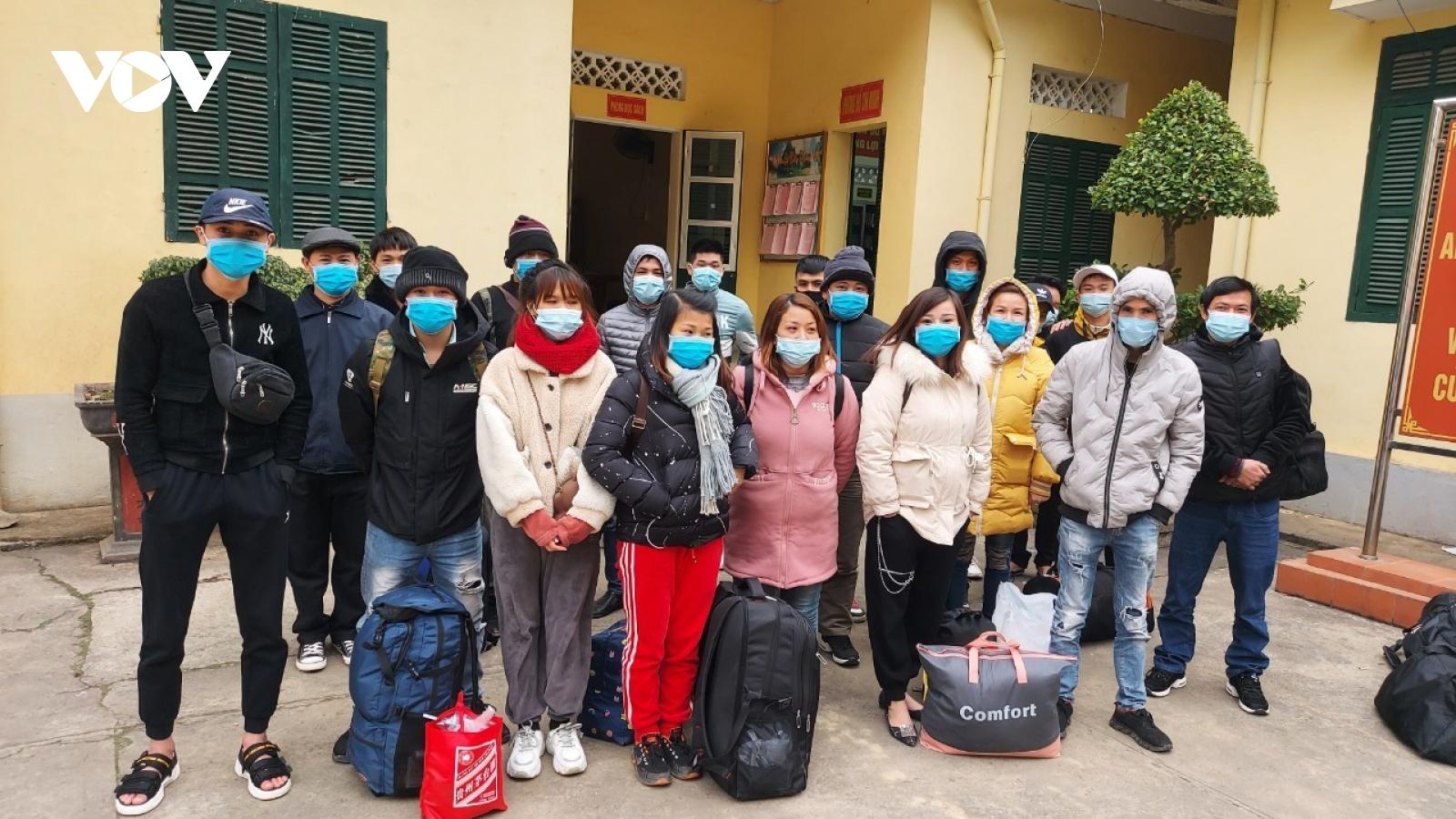 Cao Bằng: Gần 2000 công dân nhập cảnh trái phép trong gần 15 ngày