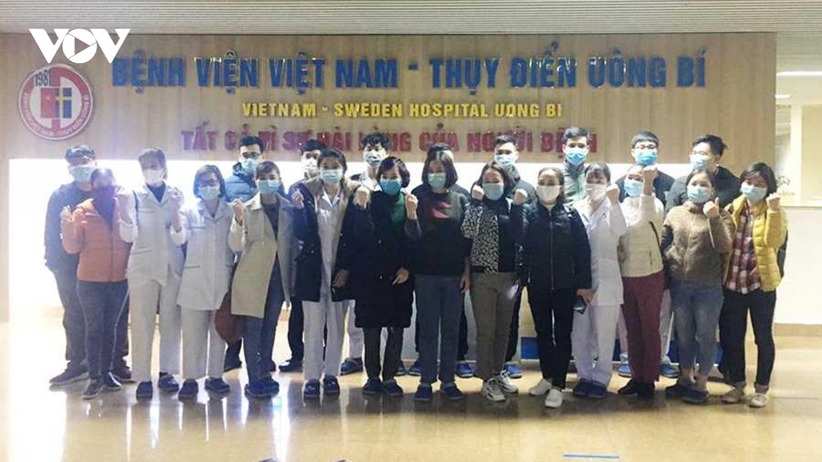 Tăng cường 80 y bác sỹ cho thị xã Đông Triều chống dịch