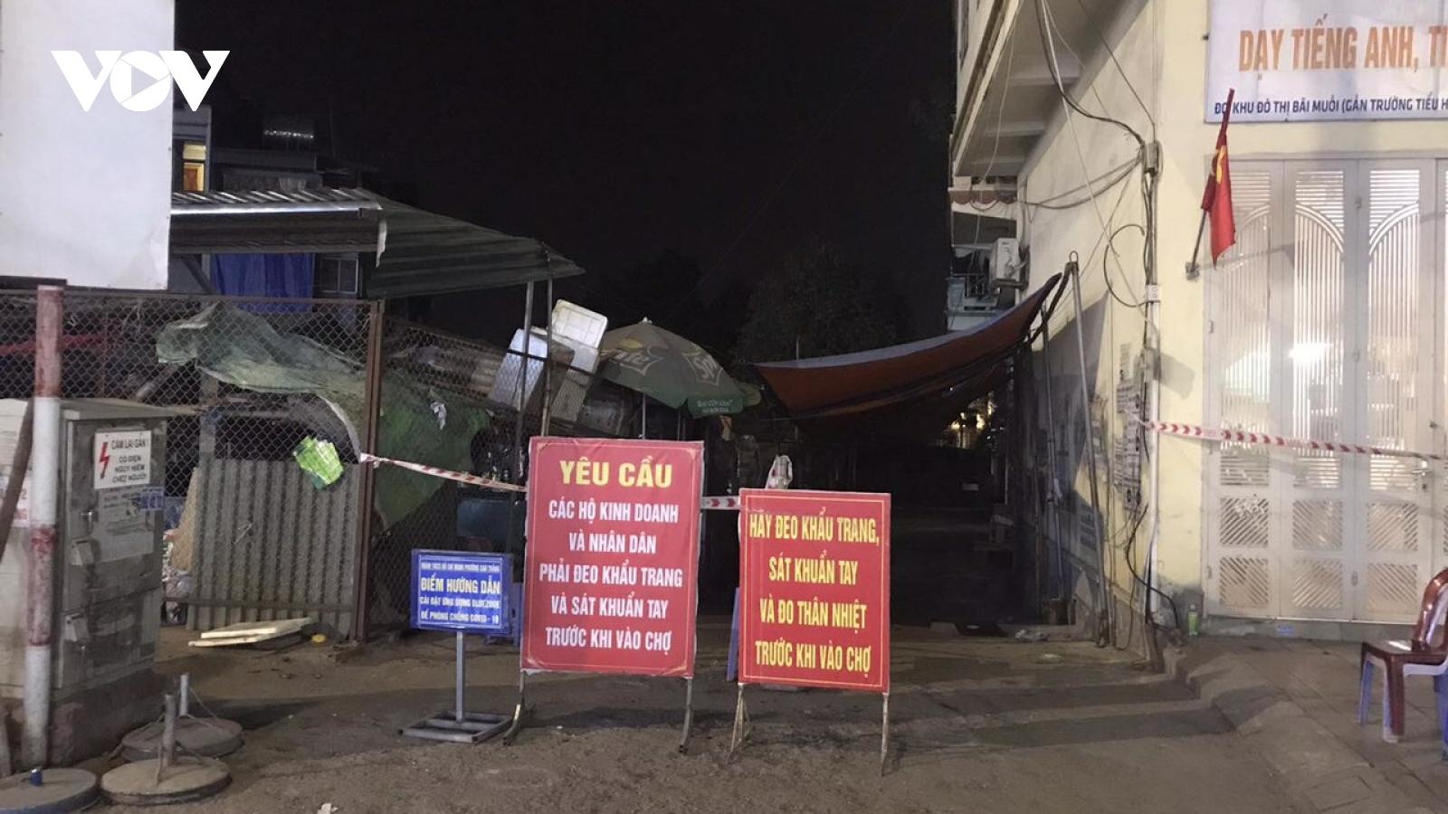 Thành phố Hạ Long (Quảng Ninh) báo cáo 1 trường hợp nghi mắc Covid-19