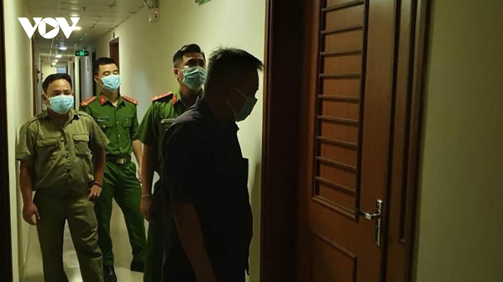 Đà Nẵng phát hiện 2 người Trung Quốc nhập cảnh trái phép