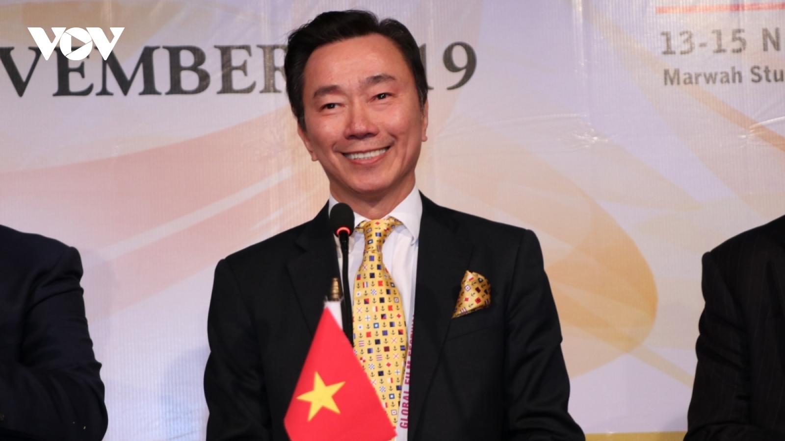 Ambassador: International friends appreciative of competent Vietnamese governance