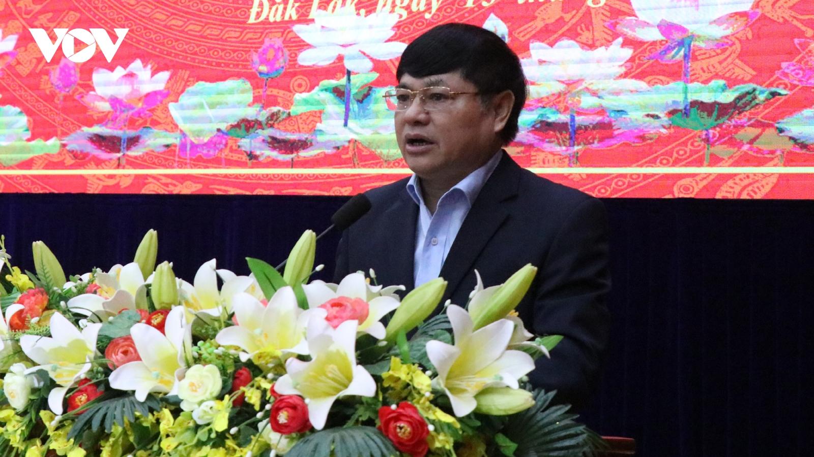 Đắk Lắk: Giải quyết khiếu nại tố cáo góp phần làm tốt công tác nhân sự bầu cử năm 2021