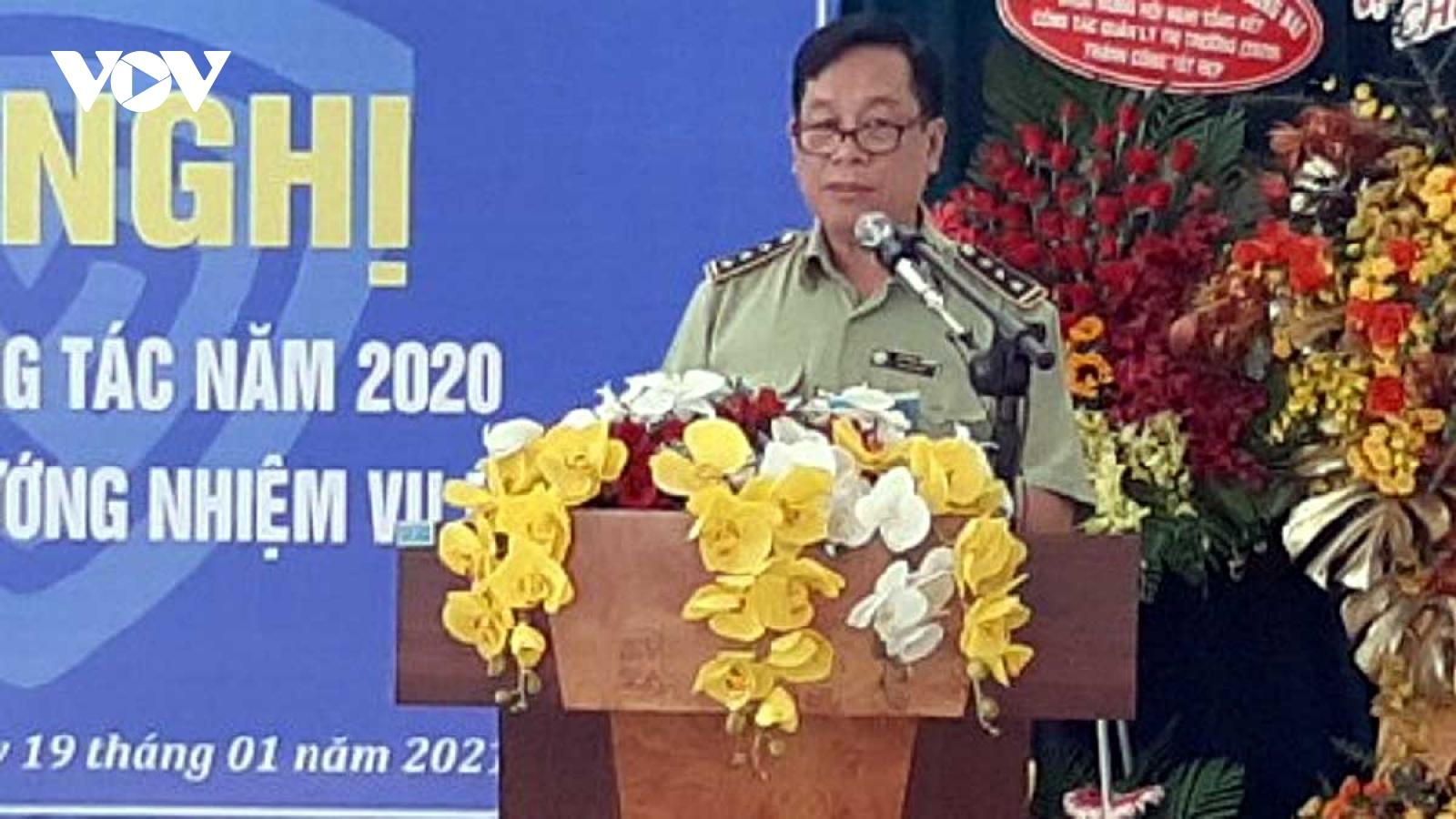 Kiến nghị đóng cửa Trung tâm thương mại Saigon Square, TP HCM
