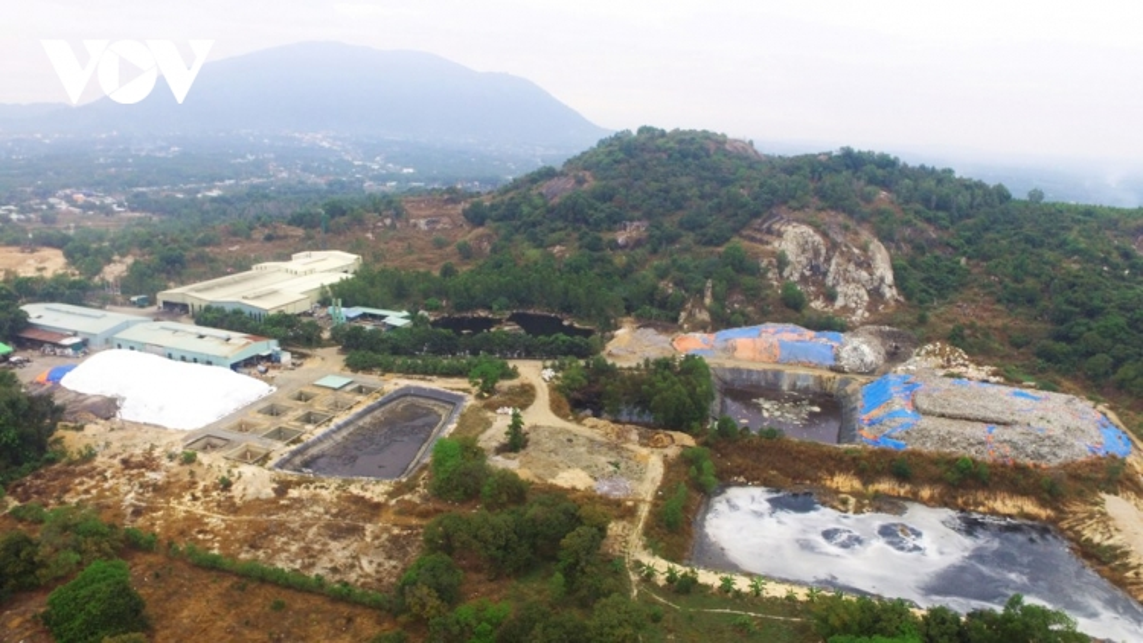 Kết luận hàng loạt sai phạm tại nhà máy xả thải ra môi trường ở Đồng Nai như VOV phản ánh