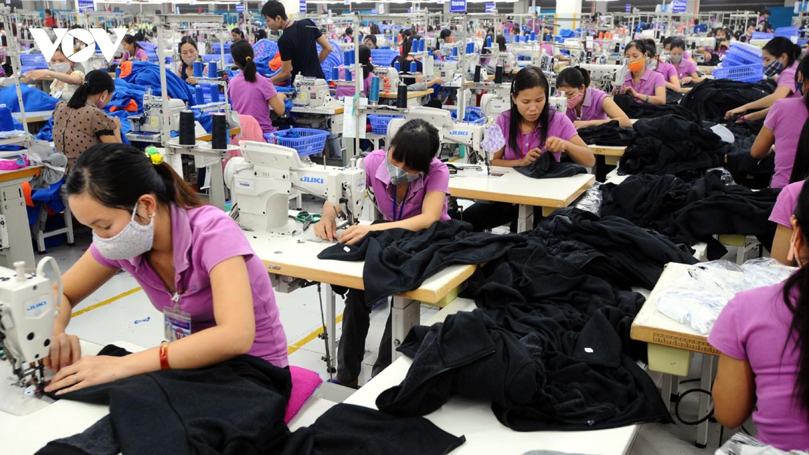 Nhiều ngành hàng của Việt Nam có lợi thế từ Hiệp định UKVFTA