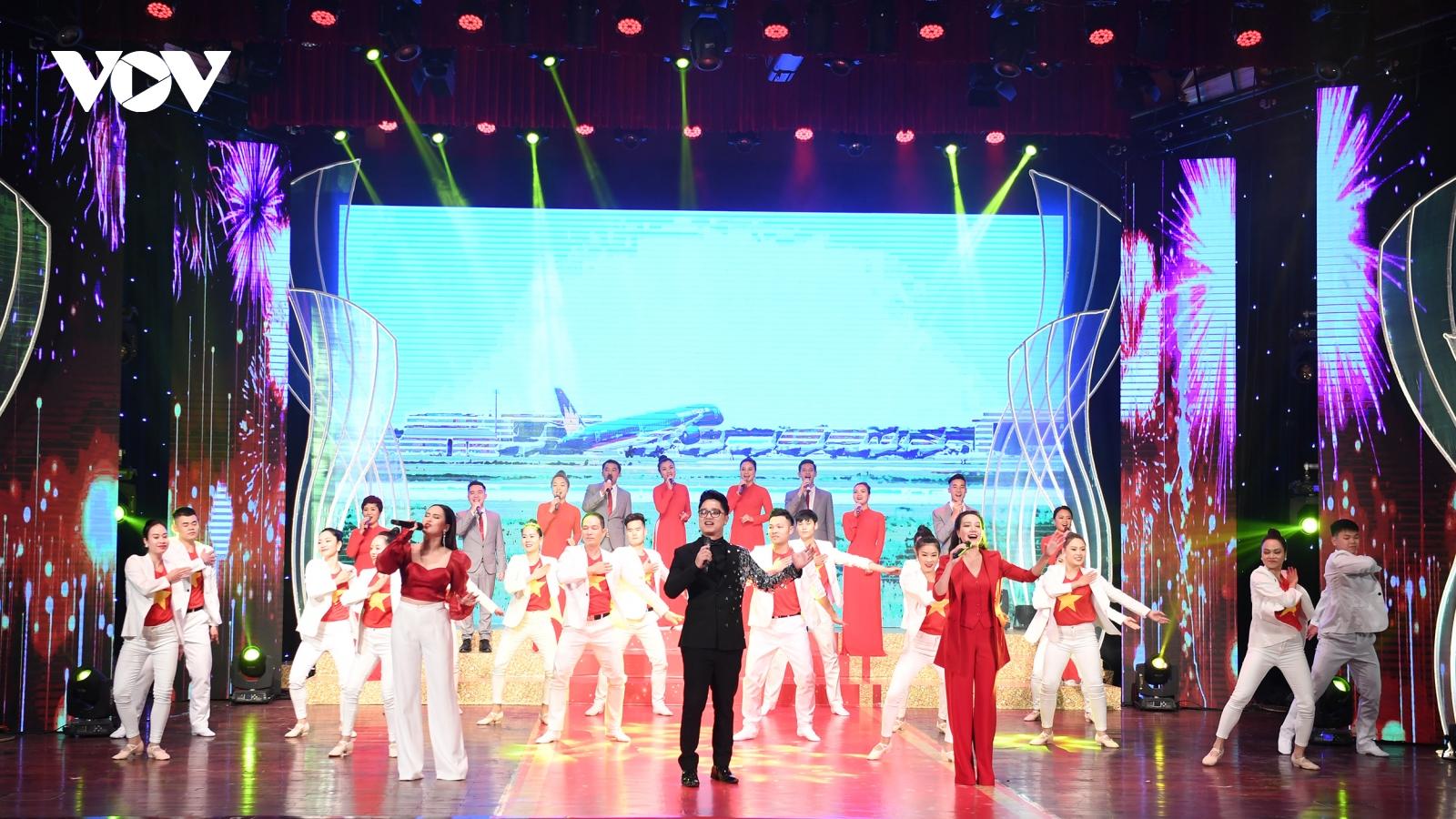 Toàn cảnh Lễ trao Giải thưởng Âm nhạc năm 2020 của Hội Nhạc sĩ Việt Nam