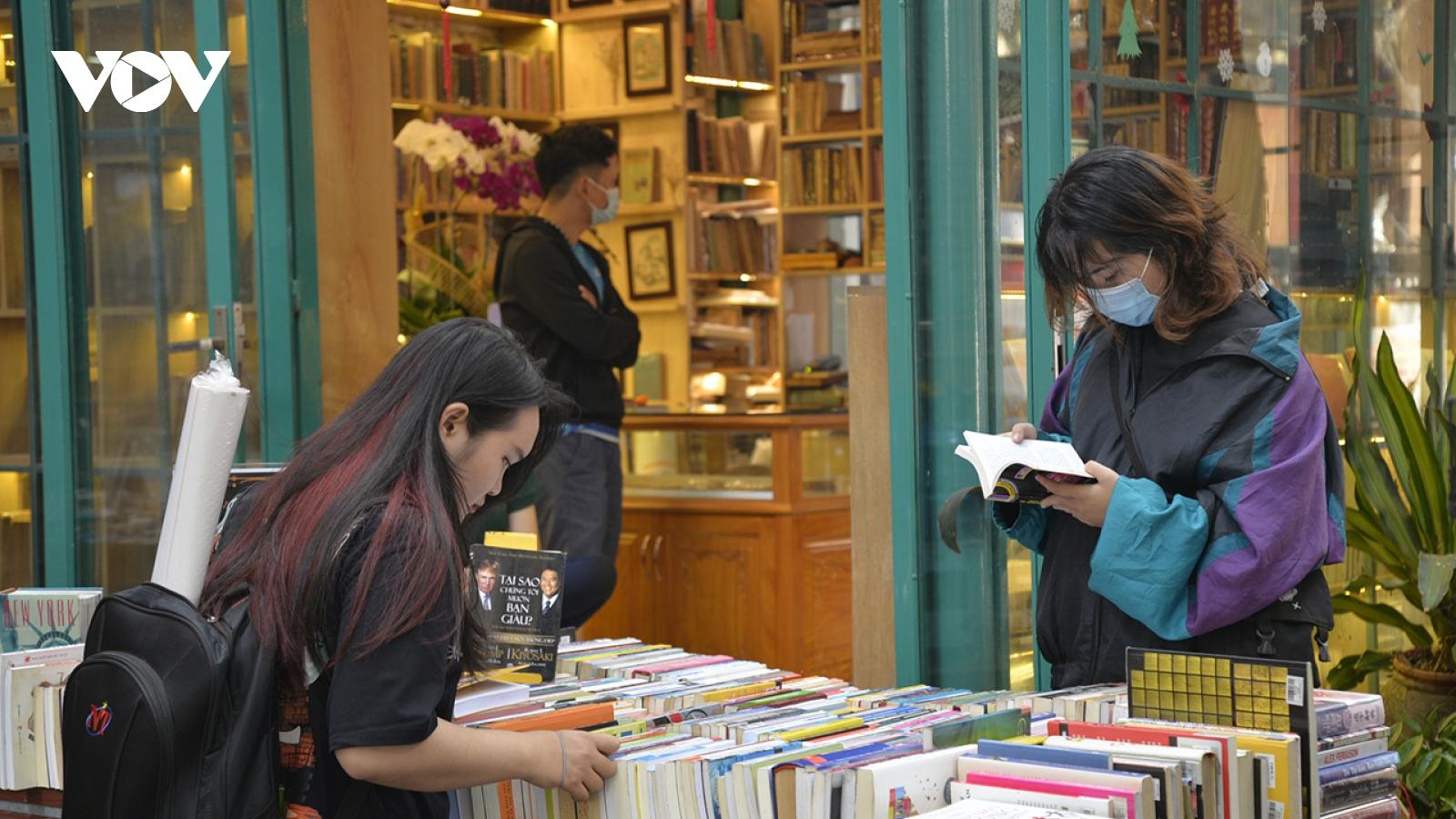 Đường sách là cơ sở để xây dựng không gian văn hoá Hồ Chí Minh