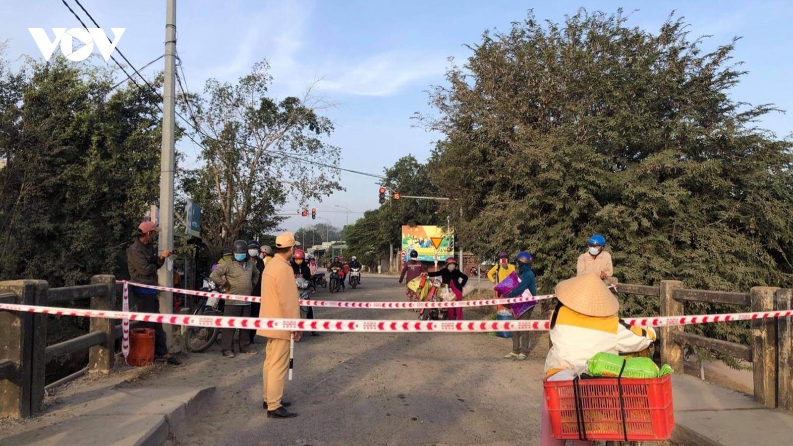 Gia Lai khẩn cấp phong toả 2 huyện, thị xã để dập dịch