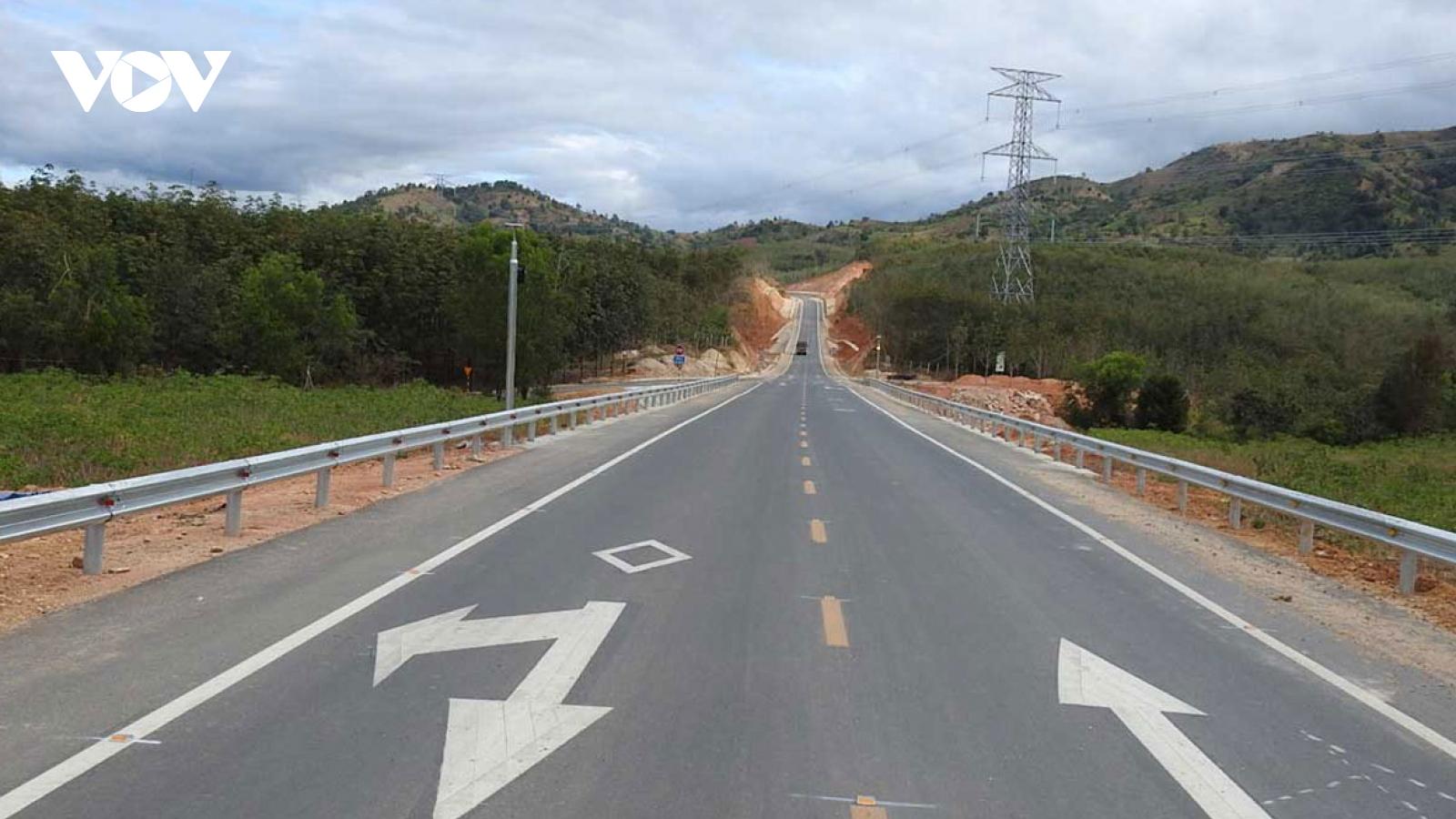 Hạ tầng giao thông thúc đẩy kinh tế xã hội thành phốKon Tum phát triển