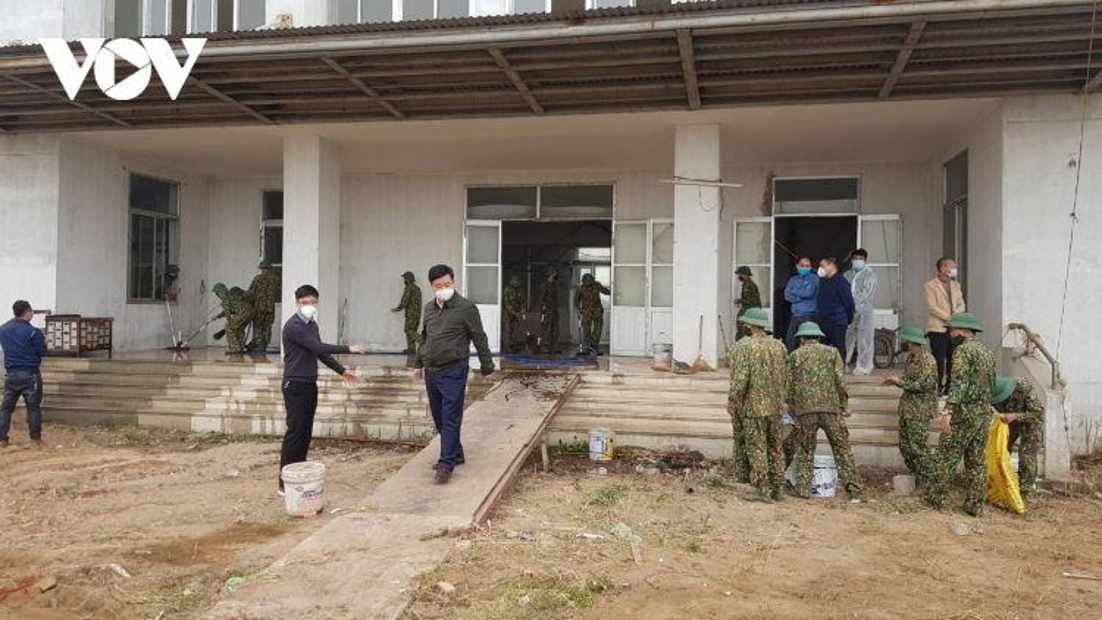 Hải Dương khởi công xây dựng, lắp đặt bệnh viện dã chiến thứ 3