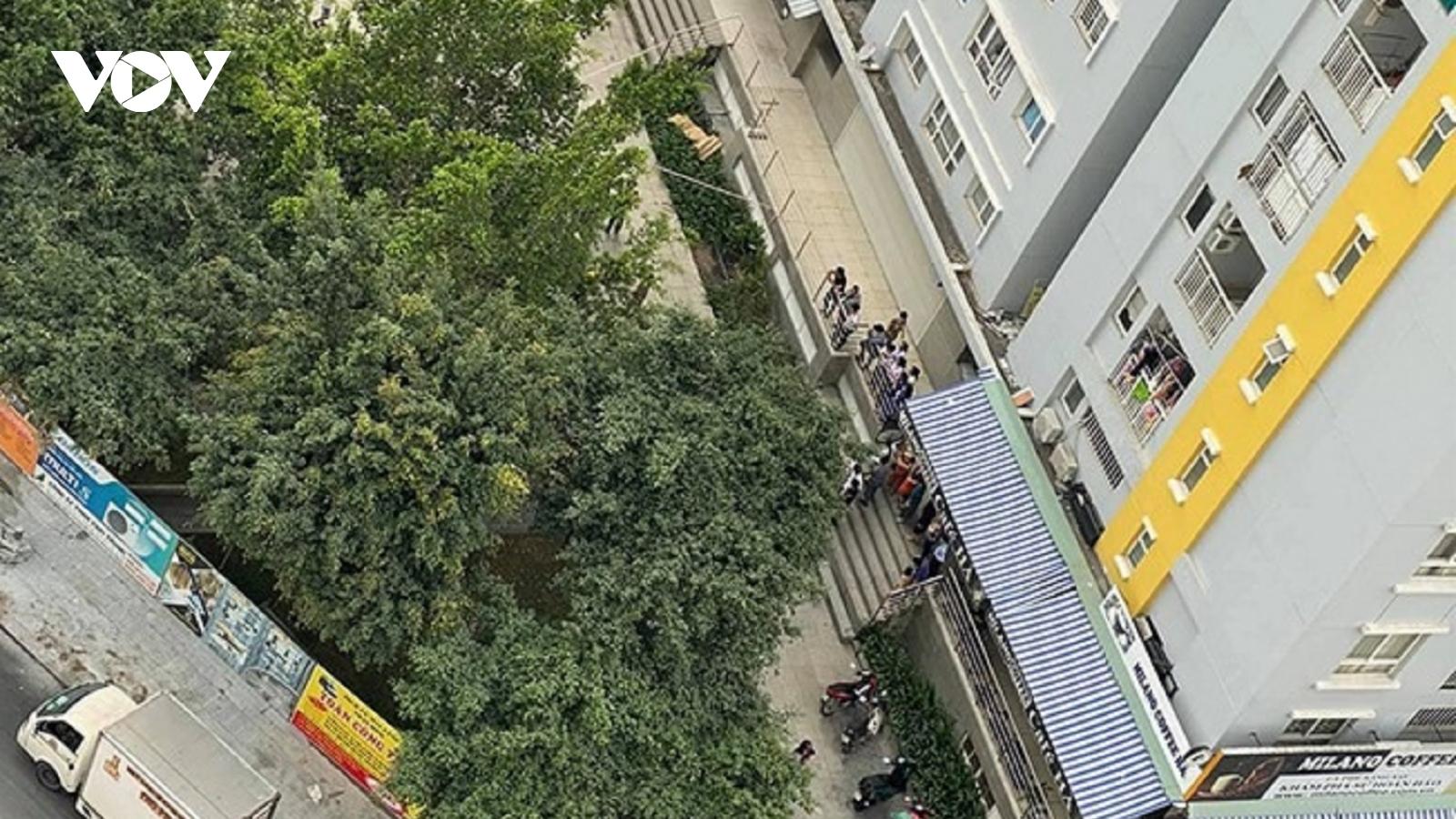 Chi cục trưởng Chi cục Thi hành án dân sự quận Bình Tân tử vong nghi rơi từ tầng cao