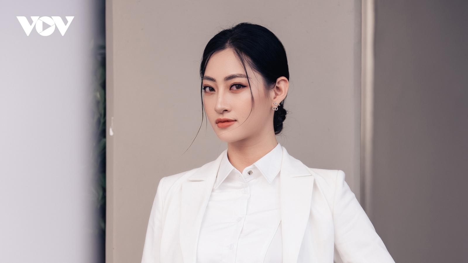 Lương Thuỳ Linh mơ trở thành người mẫu của Victoria's Secret