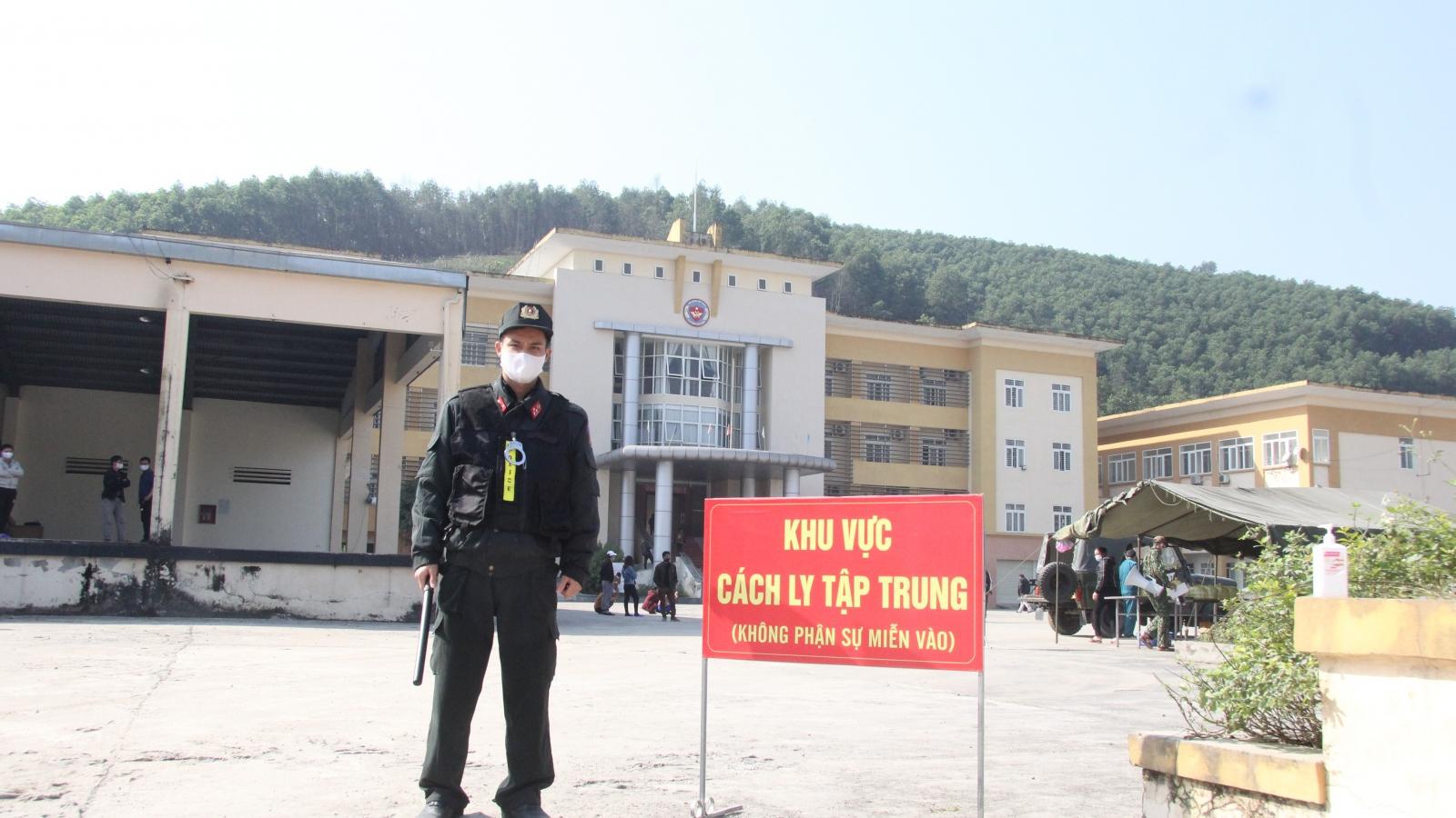 Biên phòng Hà Tĩnhkiểm soát chặt đường biên phòng chống xuất nhập cảnh trái phép